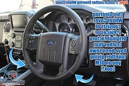Richmond Auto Upholstery: Compatible with 2011-2016 Ford F25
