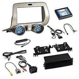 PAC Audio Complete After Market Car Stereo Dash Kit for 2010