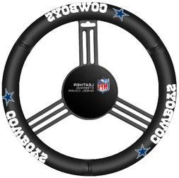 Dallas Cowboys NFL Leather Steering Wheel Cover Dallas Cowbo