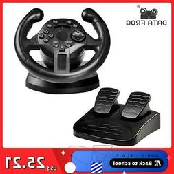 DATA FROG Racing Steering Wheel For PS3 Game Steering Wheel