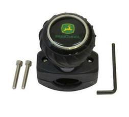 John Deere Deluxe Steering Wheel Spinner Knob - 2000 Logo -