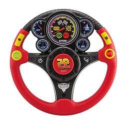 eKids Disney Pixar's Cars 3 MP3 Smart Wheel with Stream Ca