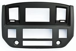 Dodge Ram SLATE GREY Black and Silver Aftermarket Stereo Rad