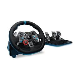 Logitech Driving Force G29 Racing Wheel for PlayStation 4 an