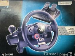 Logitech Driving Force Pro GT E-UJ11 Steering Wheel Shifter