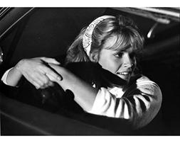 "Elizabeth Shue Holding Steering Wheel In Classic - 10"" X 8"""