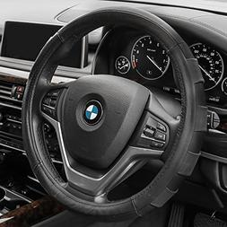 FH Group FH2005BLACK Steering Wheel Cover