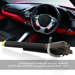Foldable Car Lock Top <font><b>Mount</b></font> <font><b>Ste