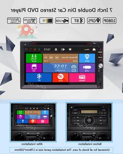 <font><b>Eincar</b></font> 7'' Double DIN Car Stereo Head un