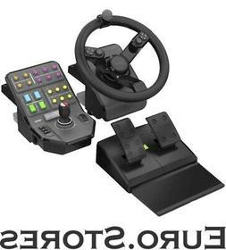Logitech G Saitek Farm Sim Controller - Lenkrad - 25 Tasten