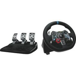 PlayStation 4 3 Steering Wheel And Pedal Set Racing Gaming S