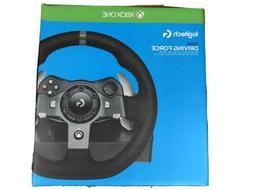 g920 dual motor feedback driving force racing