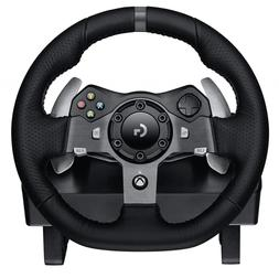 Logitech G920 UK Plug Driving Force Racing Wheel for Xbox On