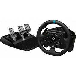 Logitech G G923 Steering wheel + Pedals PC,Xbox 360 USB Blac