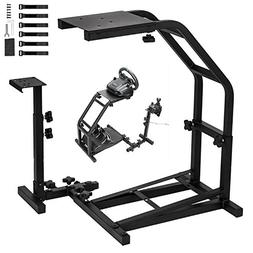 Gloria Racing Wheel Stand with V2 Support Game Support Stand