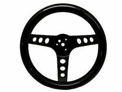 """Go-Kart 10"""" Racing Steering Wheel Carter Brothers Baja Yerf"""