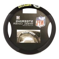 Green Bay Packers Nfl Poly-Suede Steering Wheel Cover