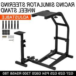 Heavy Duty Racing Simulator Steering Wheel Stand G27 G29 G25