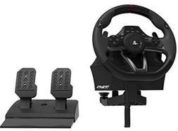 HORI Racing Wheel Apex For PlayStation 4 & 3, Steering, Car
