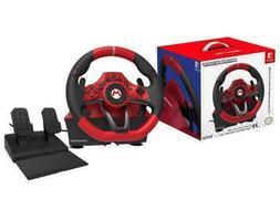 Hori Steering Wheel Mario Kart pro Deluxe Nintendo Switch/PC
