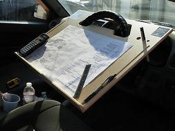 ipad Car laptop tablet notepad Contractor Steering Wheel  C