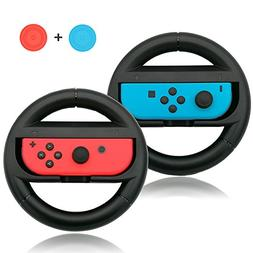 Kungber Joycon Steering Wheel  for Nintendo Switch Controlle