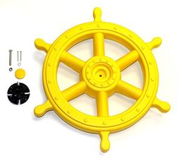 Eastern Jungle Gym Jumbo Captain's Ship Wheel Pirate Wheel D