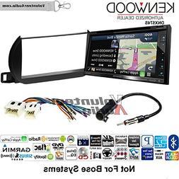 Volunteer Audio Kenwood DNX574S Double Din Radio Install Kit