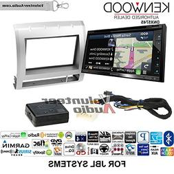 Volunteer Audio Kenwood DNX574S Double Din Radio Install Kit