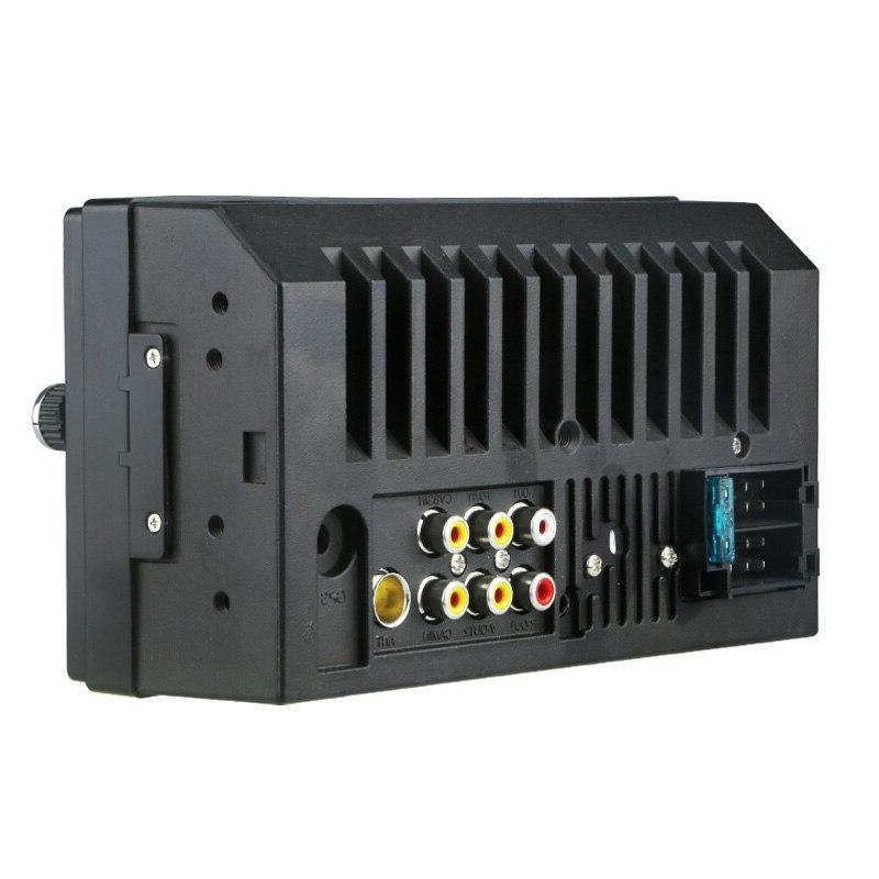 2 Din7'' Car Multimedia Video Bluetooth Stereo FM <font><b>Radio</b></font> Video MP3 AUX <font><b>Adapter</b></font> <font><b>Steering</b></font> Remote <font><b>Control</b></font>