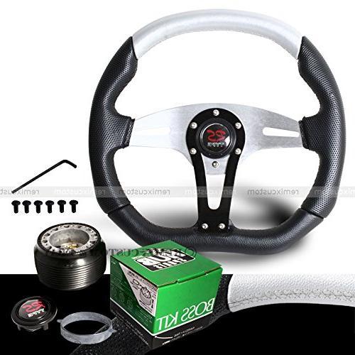 2002 2006 acura rsx black silver steering