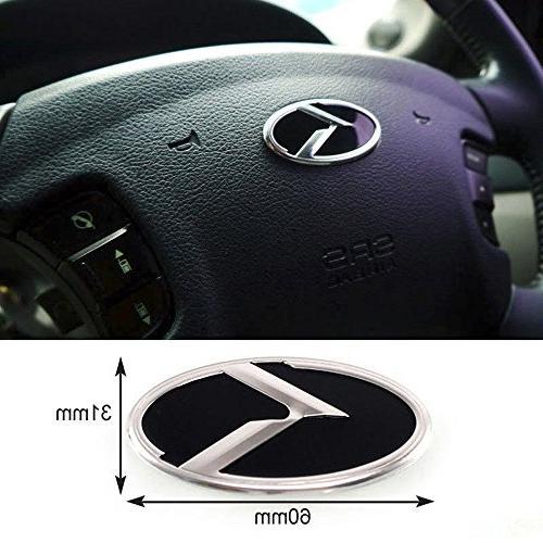 3D K Carbon Chrome Edition + Rear Steering Wheel +