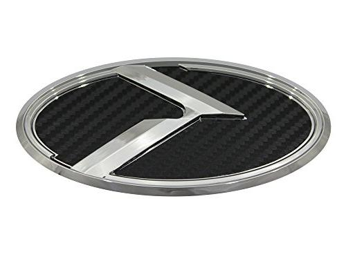 3D Carbon Fiber & Chrome Edition Wheel Wheel + Mini Sticker