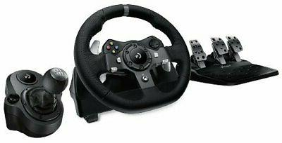 Combo Simulator Steering Wheel Stand G920 RS8