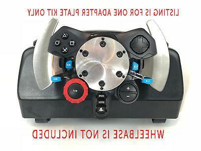 EPIC G29 aluminum adapter for steering wheel