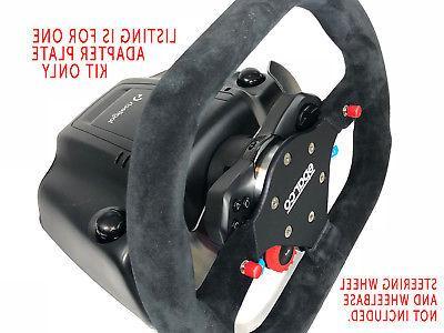 EPIC Logitech adapter plate steering