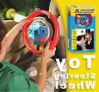 Electronic Driver Backseat Driver Car Seat Steering Wheel Ki