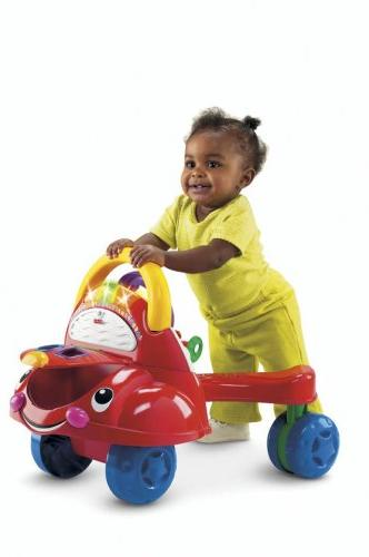 Fisher-Price Laugh Stride-to-Ride