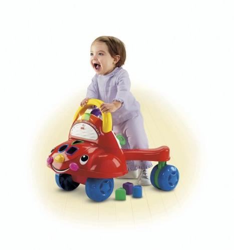 Fisher-Price Stride-to-Ride
