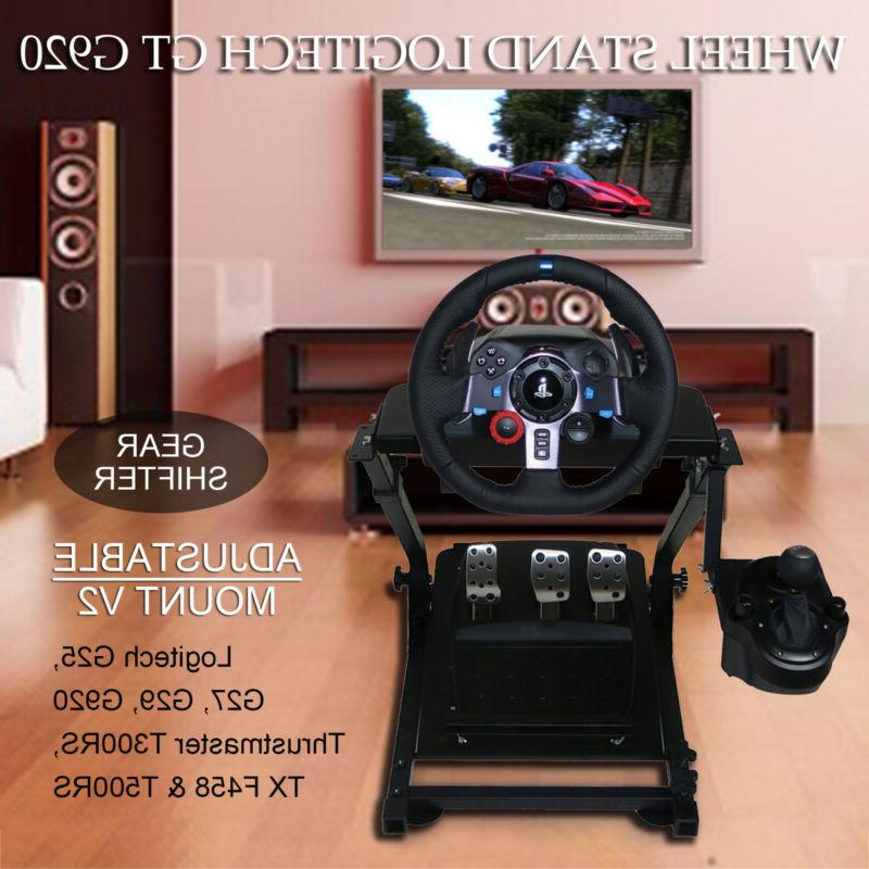 Foldable Steering Wheel Plus Mount