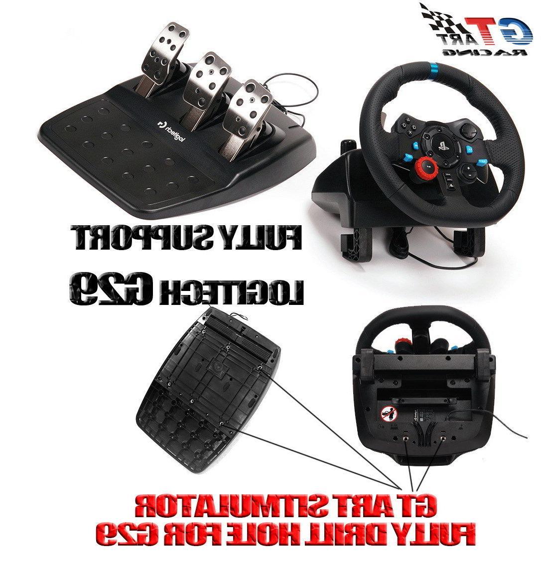 Genuine GT ART Racing Simulator Steering Wheel Stand