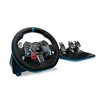 Logitech G29 Driving Force Racing Steering Wheel for for PS4