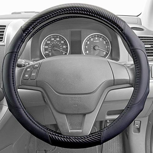 Motor Trend GripDrive Carbon Fiber Series - Steering Wheel C