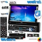 "NEW BOSS 7"" Touchscreen In-Dash DVD/USB Car Stereo Radio w/B"