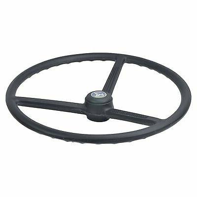 36 Spline Hub Steering Wheel & Cap D6NN3600B Fits Ford NH Tr