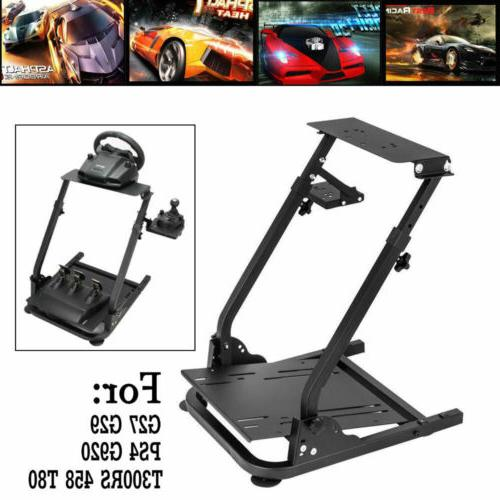 New Racing Simulator Steering Wheel Stand For Logitech G29 G
