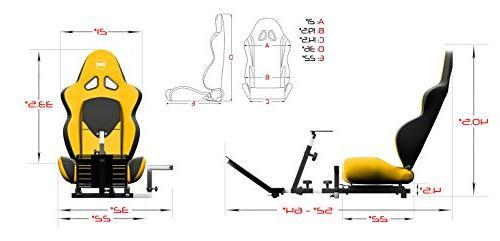 Openwheeler GEN2 Black Logitech G29 | All All Wheels