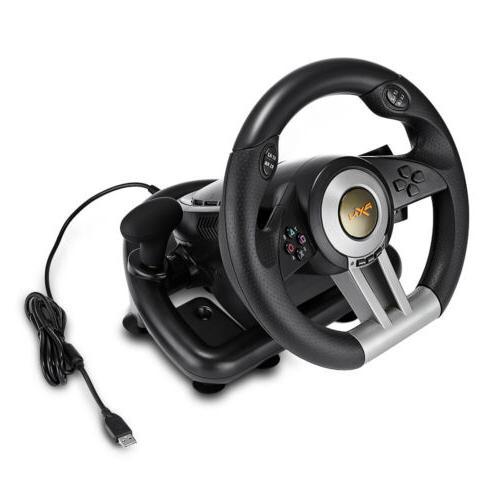 PXN Racing Steering Wheel Pedal PS4