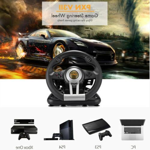 pxn v3ii racing game steering wheel