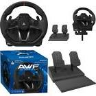 Playstation Steering Wheel And Pedals For Gaming Pc Drivings